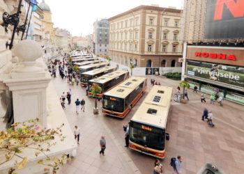 Jačanje sustava javnog prijevoza nabavkom nova 54 autobusa