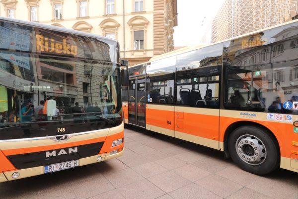 Predstavljanje novih autobusa Autotroleja