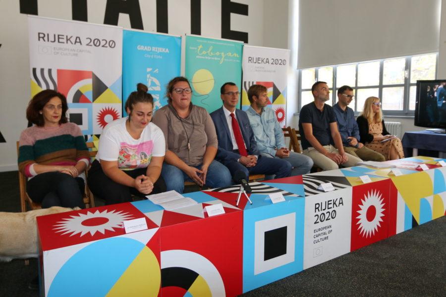 """Predstavljen programski pravac """"Dječja kuća"""" Rijeke 2020 – Europske prijestolnice kulture"""