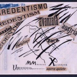 Filippo Tommaso Marinetti, Irredentismo, 1914-1915