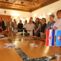 Grupa građana iz prijateljskog grada Neussa u posjetu Rijeci