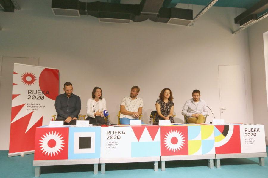 Nenad Antolović, Marija Katalinić, Ivan Šarar, Irena Kregar Šegota, Bernard Koludrović