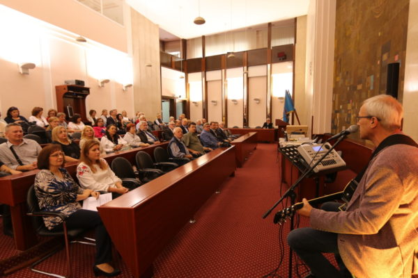 Svečano obilježavanje pjesmom uveličao Damir Badurina