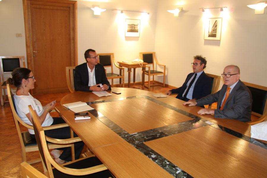 Održan sastanak s predstavnicima talijanskog grada Faenze