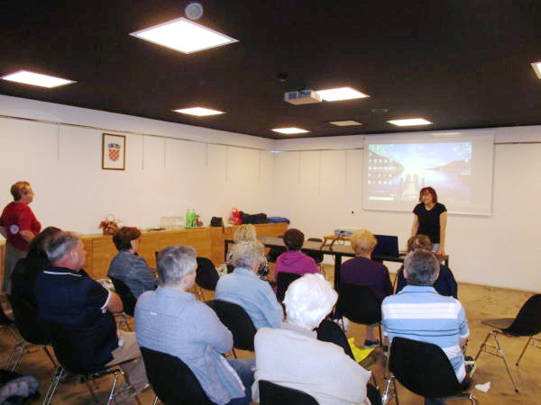 Predavanje o odlaganju otpada u MO Zamet