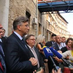 Plenković: Vlada nastavila donositi odluke koje znače ne samo kratkoročni, nego srednjoročni stabilizacijski proces za riječko brodogradilište