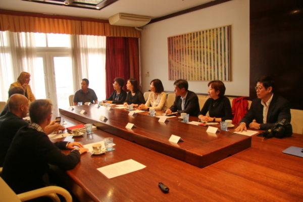 Kineska delegacija zainteresirana za riječke kulturne i turističke projekte