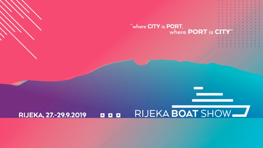 Rijeka Boat Show - banner