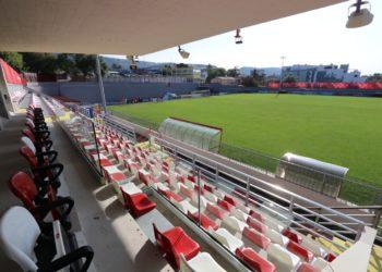 Uređenje i opremanje Orijentovog stadiona na Krimeji