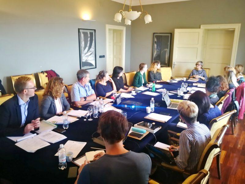 Studijski posjet u okviru međunarodnog projekta TEFCE
