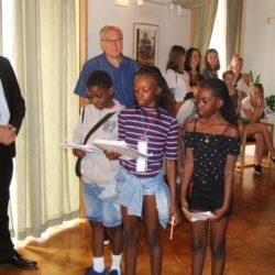 Učenici iz Neussa u tradicionalnom posjetu Rijeci