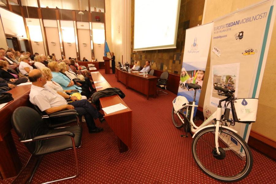 Uvođenje e-bicikala u Rijeku