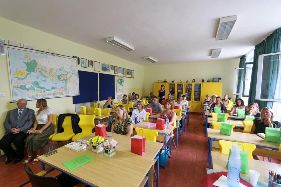 Započeo ciklus edukacijskih radionica za osposobljavanje prosvjetnih radnika za rad s darovitim učenicima