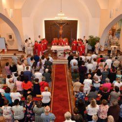 Svečano bogoslužje povodom blagdana župe Uzvišenja Svetog Križa - Križevice