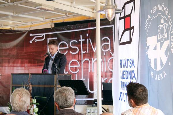 Otvorenje Festivala Tehničke kulture