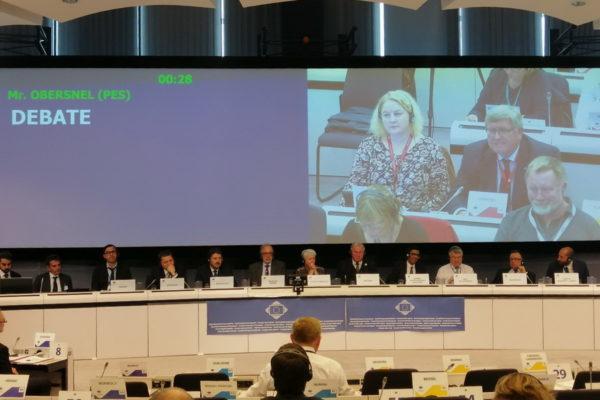 Gradonačelnik Obersnel istaknuo kako je najavljeno smanjivanje europskog učešća u EU projektima loše za Hrvatsku