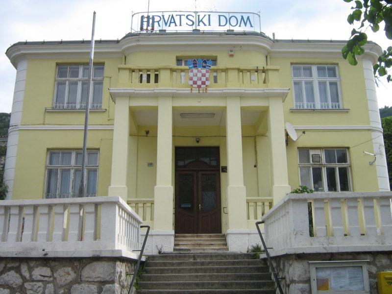 Hrvatski dom Draga