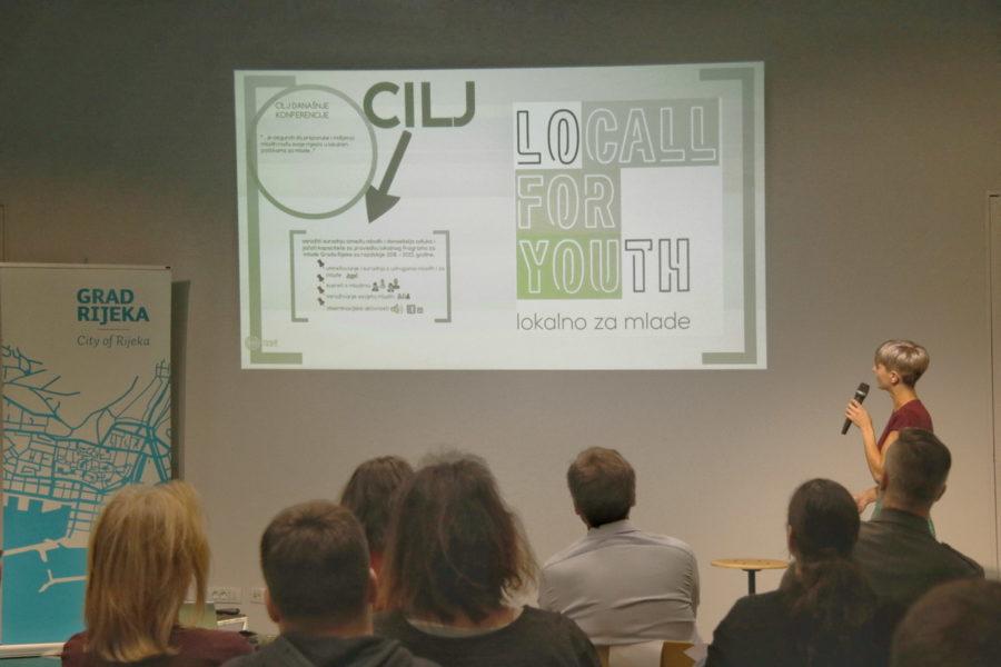 Konferencija LoCall For YOUth – lokalno za mlade RiHub