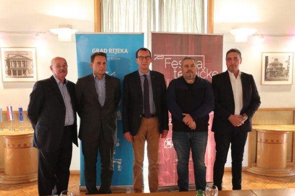 Kazimir Mihić, Vedran Mihaljević, Marko Filipović, Damir Tomić i Renato Kostović