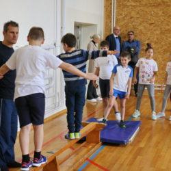 """Predstavljen projekt Sportske škole grada Rijeke """"Ri Move"""" u OŠ Podmurvice"""
