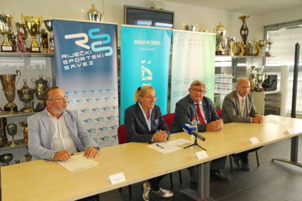 Emil Baumgartner, Dorotea Pešić-Bukovac,Vojko Obersnel i Vladimir Mićović