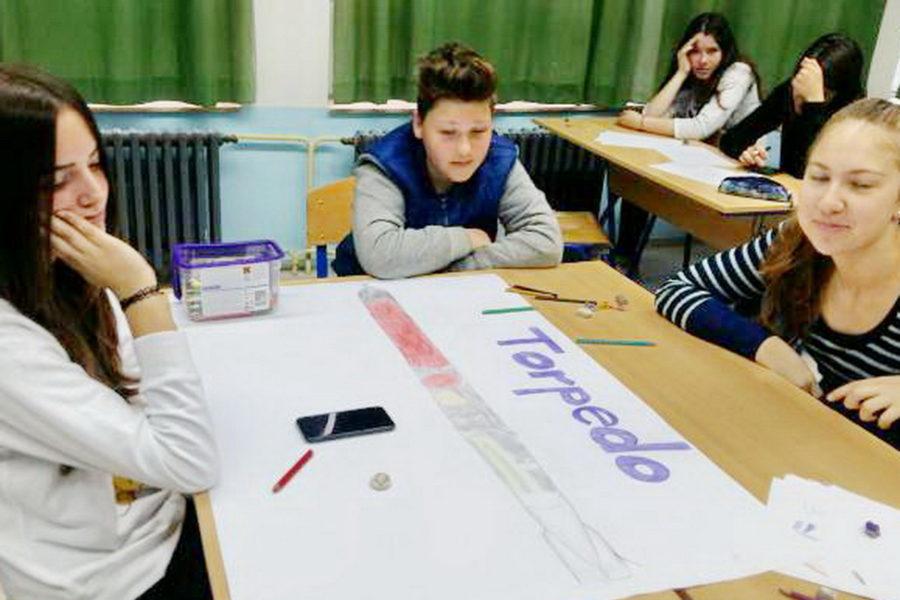 Rijeka sjećanja ponosa i snova u OŠ Eugen Kumičić