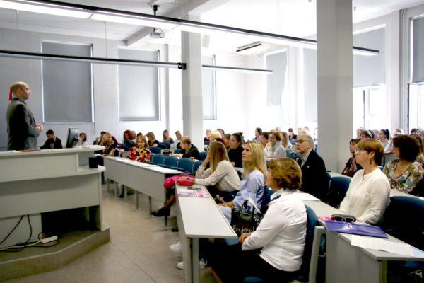 Stručni skup zdravstvena pismenost odgojno obrazovnih djelatnika u području mentalnog zdravlja djece i mladih