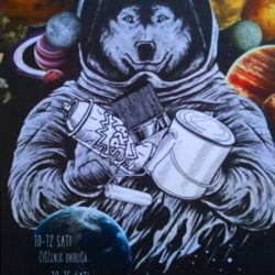 Vučica u svemiru