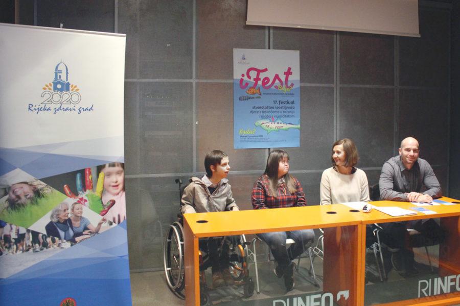 17. festival stvaralaštva i postignuća djece s teškoćama u razvoju i osoba s invaliditetom