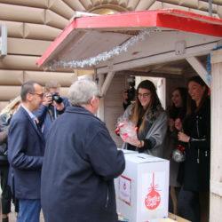 Gradonačelnik sudjelovao u humanitarnoj akciji Kuglice dobrih želja