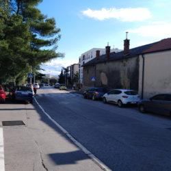 Kontuševa ulica danas