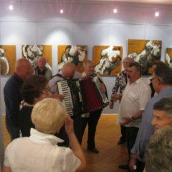 Mještani zapjevali u Hrvatskom domu Sv. Kuzam