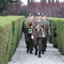Obilježavanje 28. obljetnice ustrojavanja 71. bojne Vojne policije