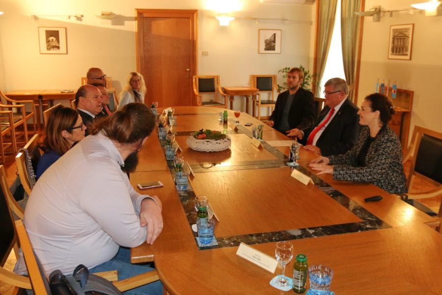 Održan prijem za delegaciju Pirana na temu Europske prijestolnice kulture
