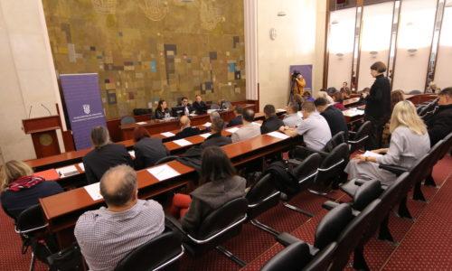 Sjednica Radne skupine Povjerenstva za praćenje provedbe Nacionalne strategije za uključivanje Roma