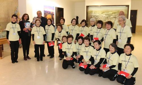 Zbor Asao Folksong Group iz prijateljskog grada Kawasakija u posjeti Rijeci