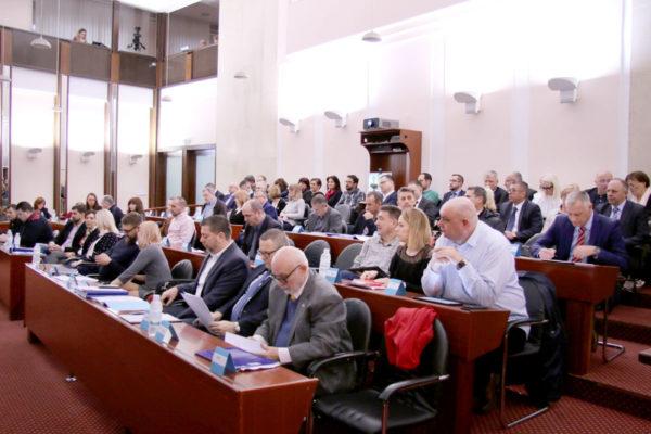 Gradsko vijeće više sati raspravljalo o proračunu za 2020. godinu