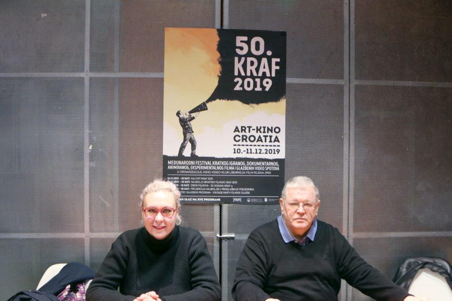 50. izdanje Kvarnerske revije amaterskog filma (KRAF)
