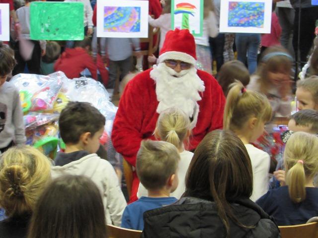 Djed Mraz na Bulevardu