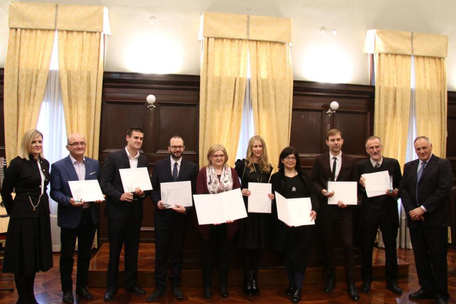 Dodijeljene nagrade Zaklade Sveučilišta u Rijeci