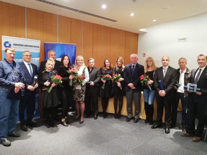 Dodijeljene nagrade i priznanja najzaslužnijim obrtnicima s područja gradova Rijeke, Bakra, Kraljevice te općina Čavle i Kostrena