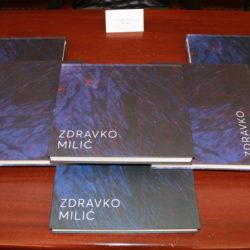 Dodjela nagrade Ivo Kalina za 2017. i 2018. Zdravku Miliću