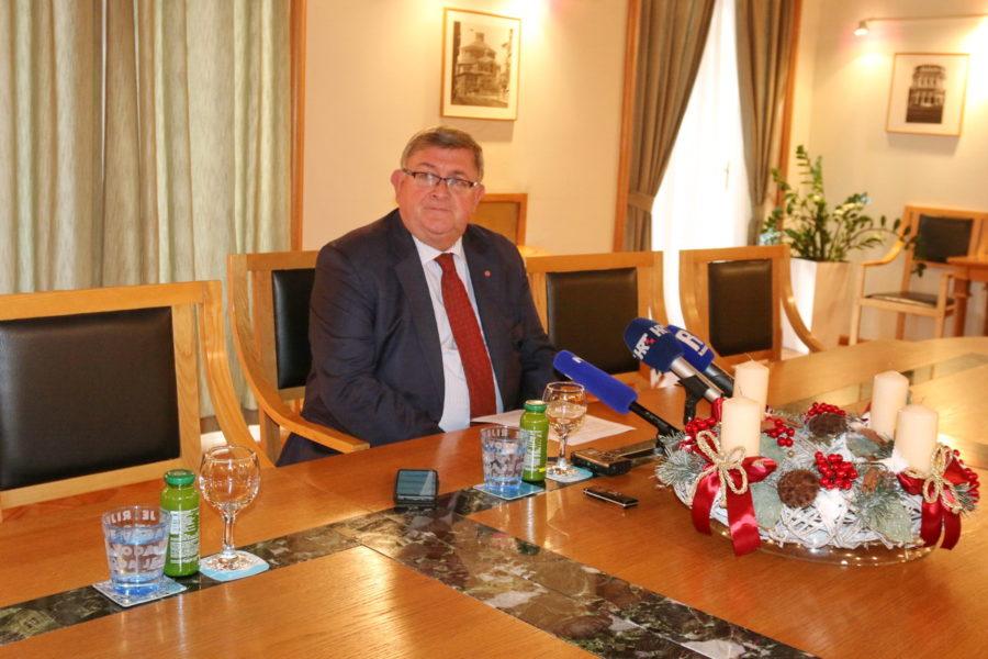 Gradonačelnik Obersnel rekapitulirao proteklu godinu – Europska prijestolnica kulture obilježit će riječku 2020. godinu