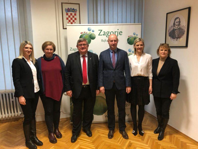 Krapinsko-zagorska županija preuzima riječki model Građanskog odgoja i obrazovanja