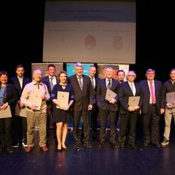 Najuspješnijim županijskim tvrtkama dodijeljena priznanja Zlatna kuna