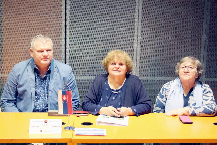 Obilježavanje 25. godina postojanja Matice Slovačke Rijeka