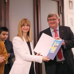 Održan prijem za dobitnike nagrade za Naj-akciju za djecu u Republici Hrvatskoj