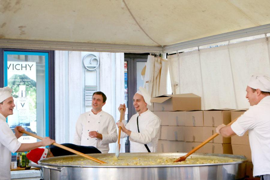 Održana tradicionalna Gastrofešta za Badnjak