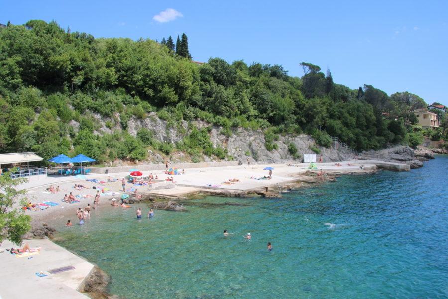 Plaža Bivio