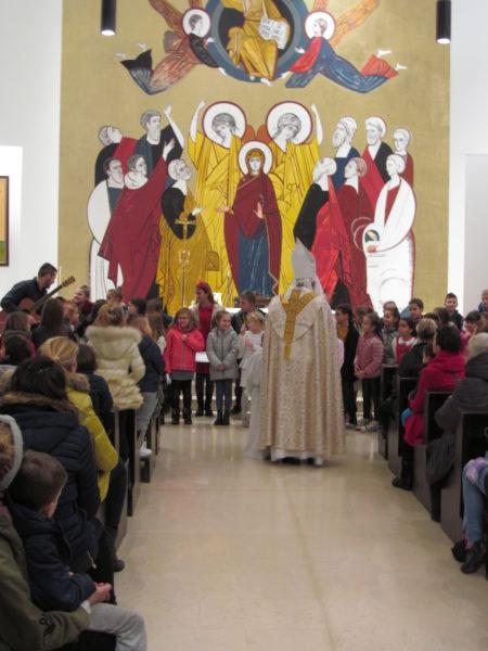 Sveti Nikola Gornja Vežica